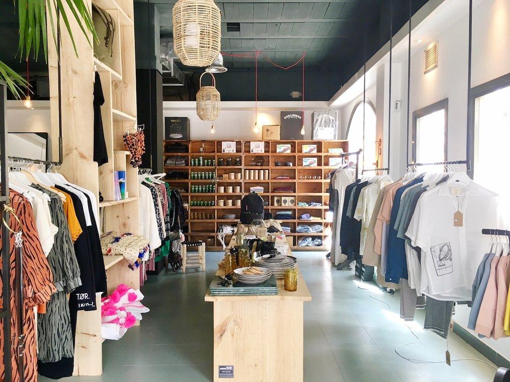 Los Otros Ibiza concept store San Juan