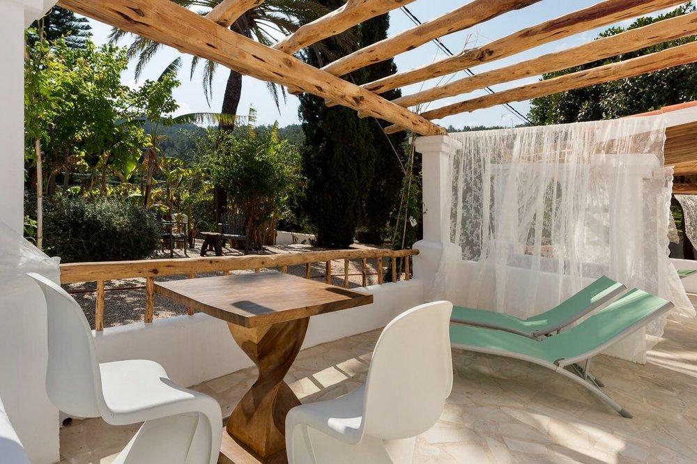 Ibiza boutique hotel Ca Sa Vilda Marge