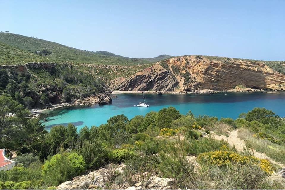Ibiza hiking