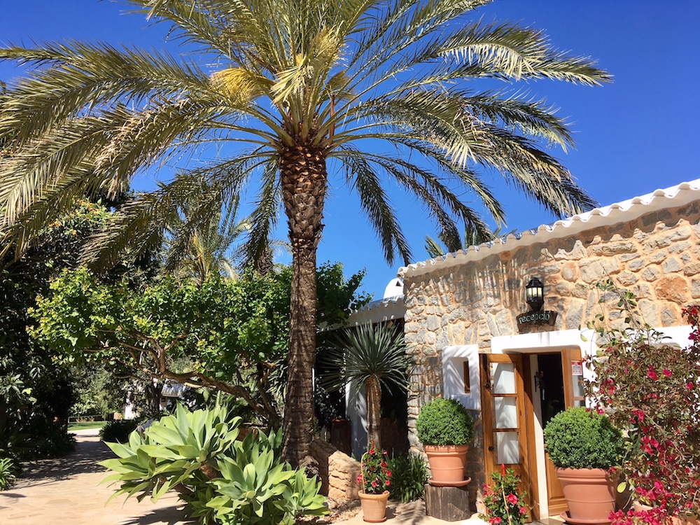 Ibiza boutique hotel agroturismo Can Gall