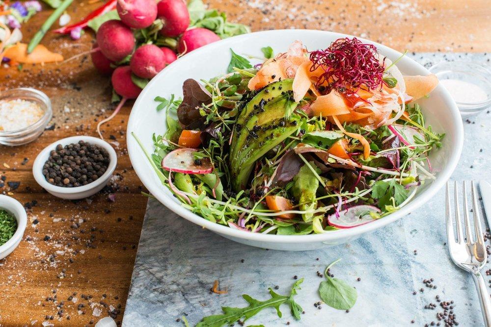 Wild Beets Ibiza healthy vegan restaurant