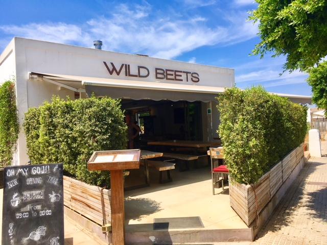 Wild Beets Santa Gertrudis Ibiza healthy vegan restaurant