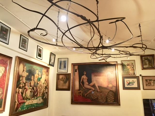Bar Costa Santa Gertrudis Ibiza traditional restaurant