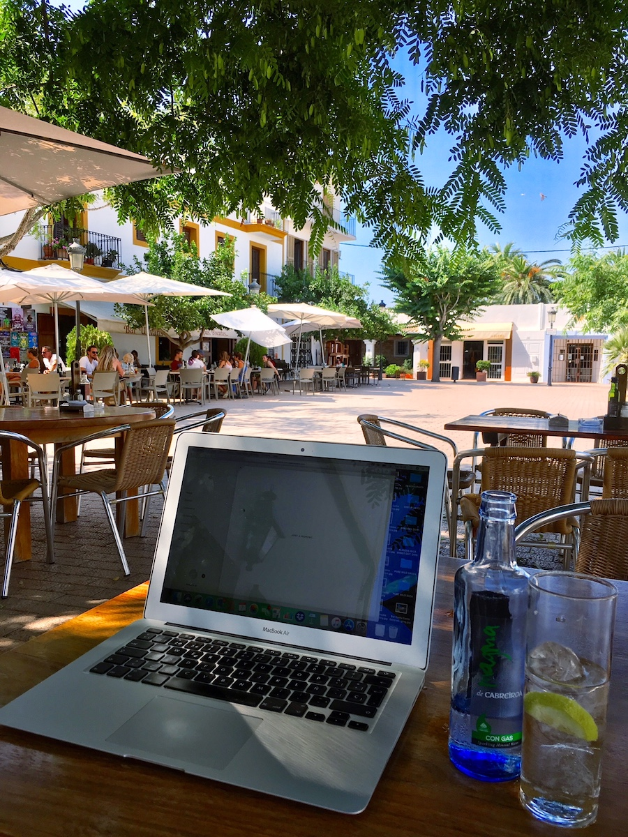 Ibiza Blog Santa Gertrudis cafe