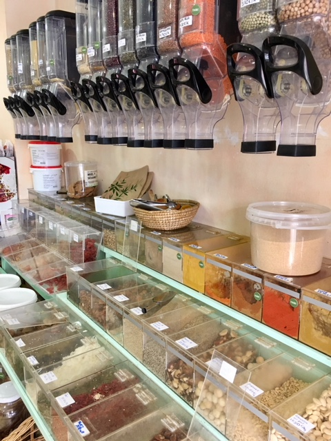 Sa Placa Ibiza organic health food shop