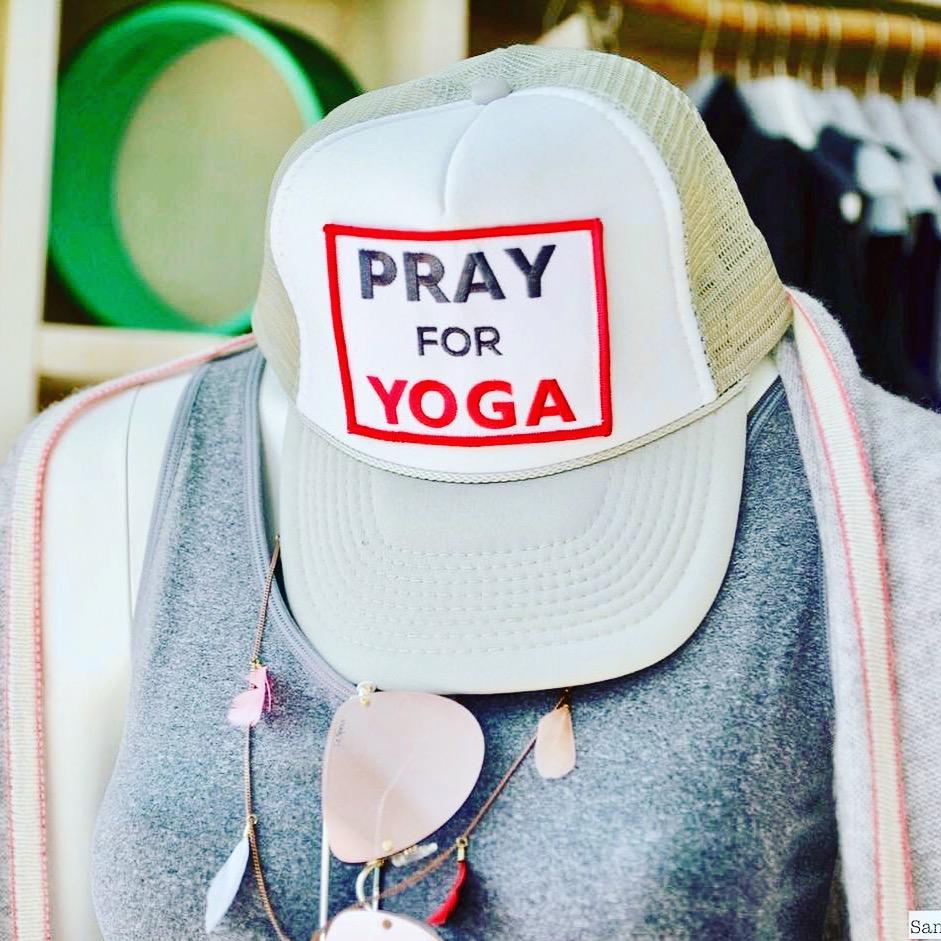 Samahra Ibiza yoga and lifestyle boutique