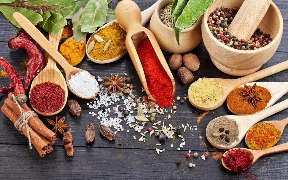 Kapha balancing spices