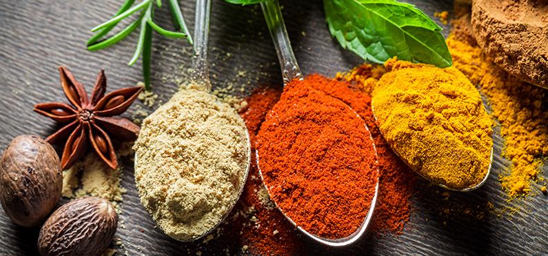 ayurveda detox spices