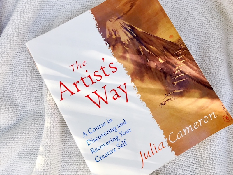 The artist's way book review