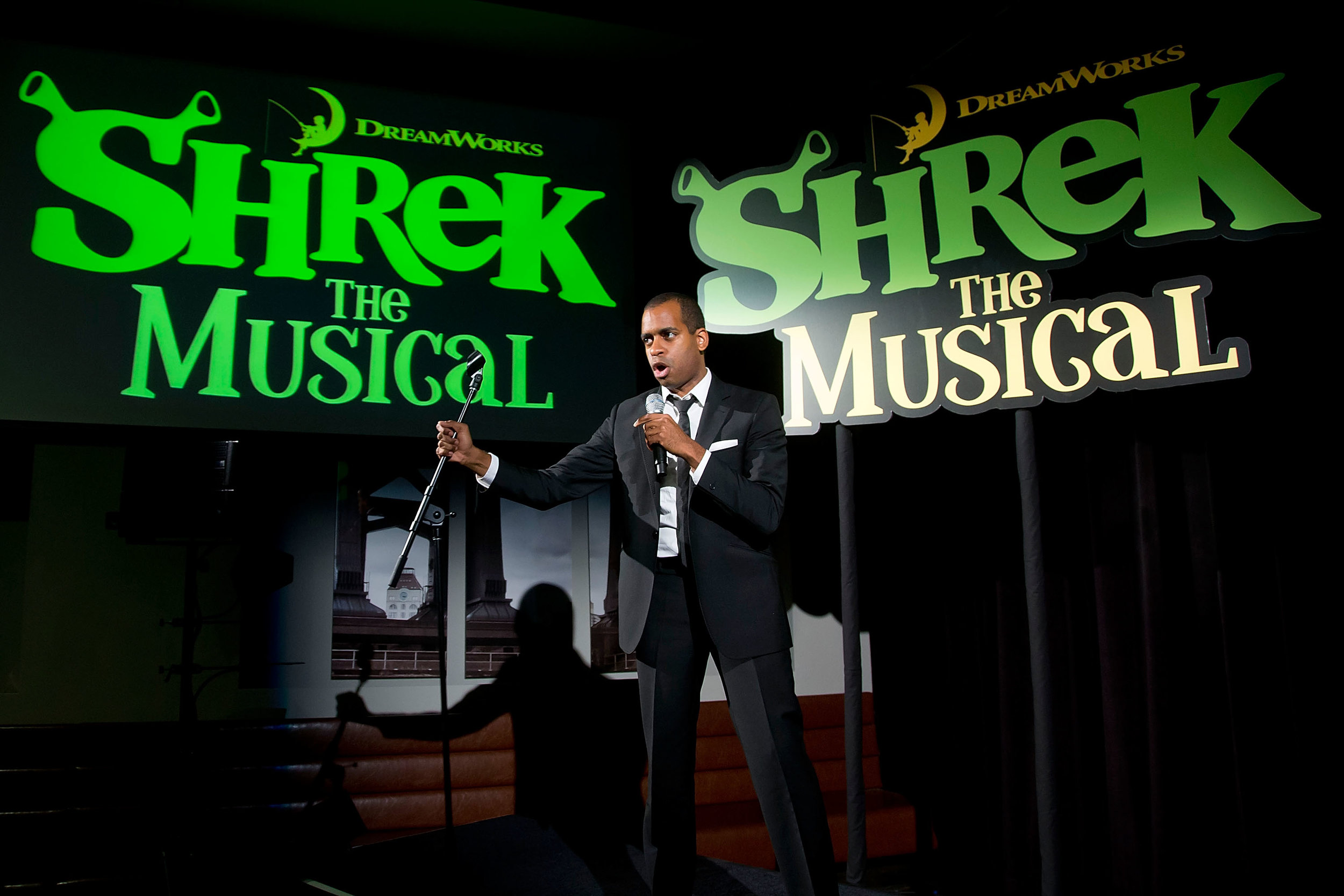 """Shrek: The Musical"" Blu-Ray and DVD Release Party"