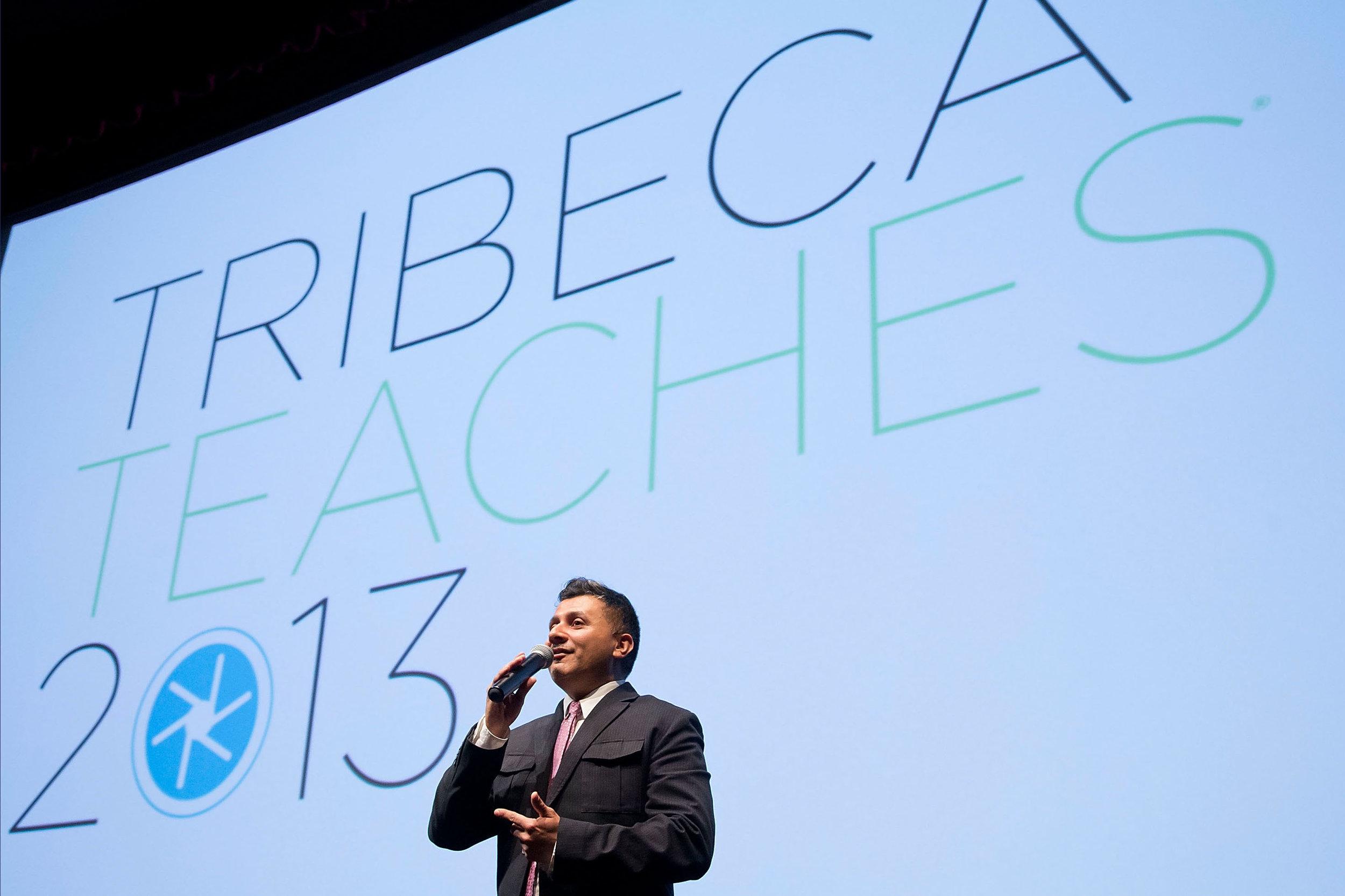 Tribeca Teaches @ SVA Theater