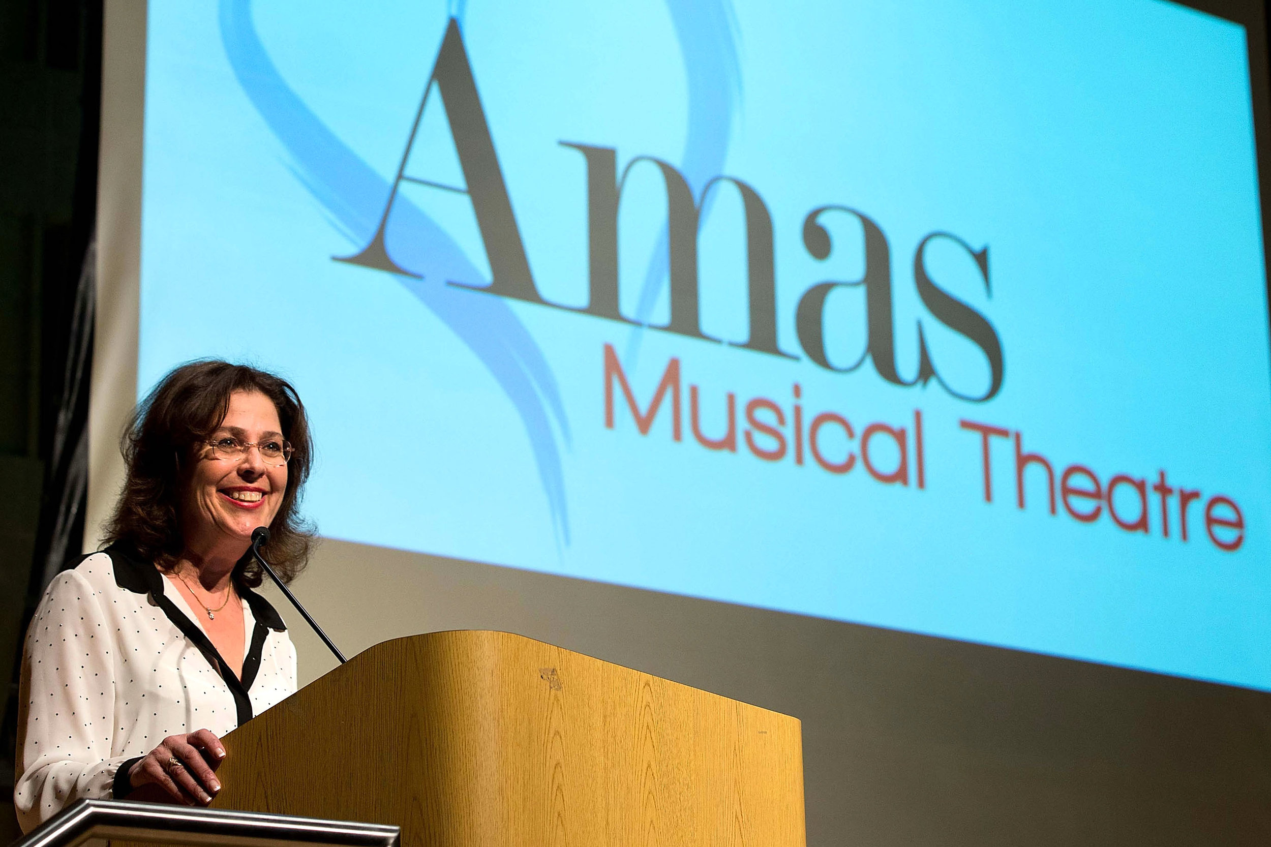 Amas Musical Theater at Baruch College