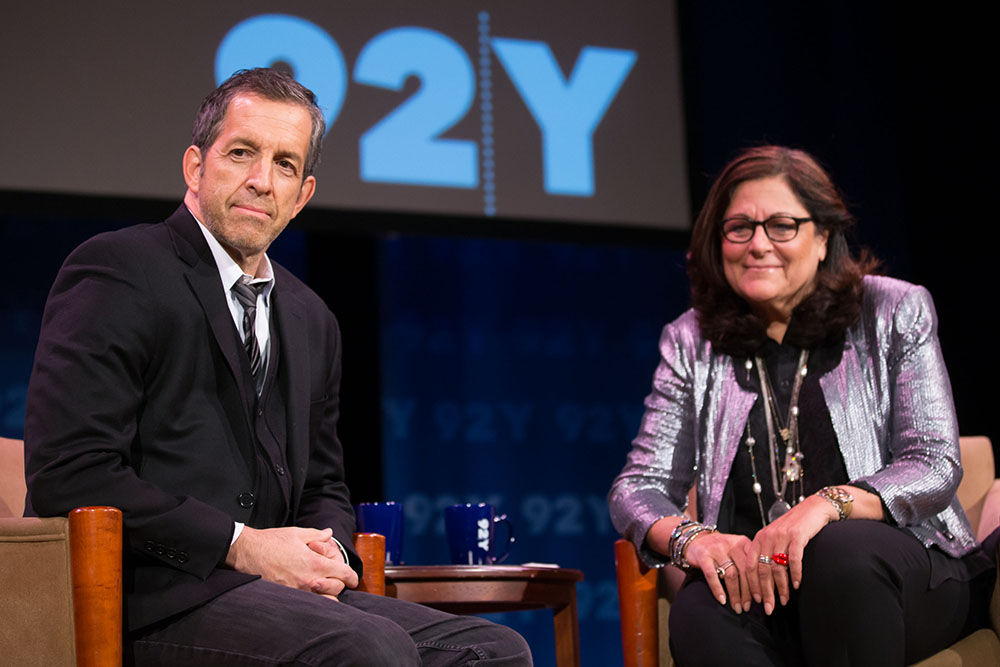 92nd Street Y Presents: An Evening With Fern Mallis and Kenneth Cole