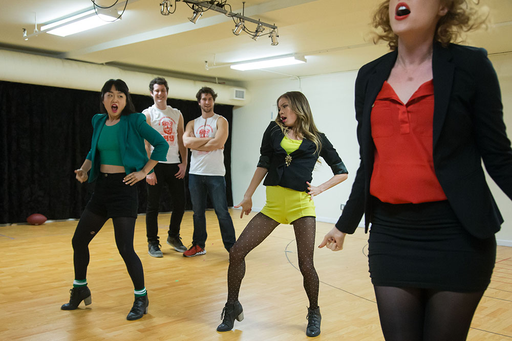 """Heathers: The Musical"" Press Preview"