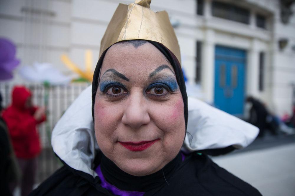 2014 New York City Halloween Parade