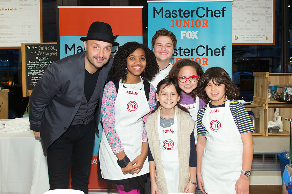 MasterChef Junior Season 2 Screening and Cooking Demo