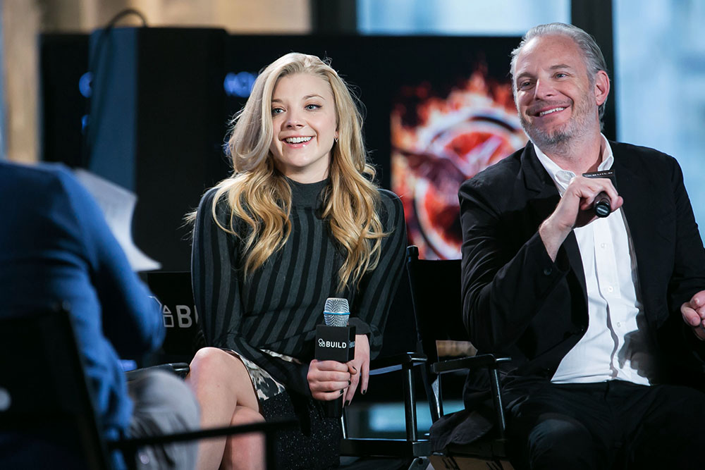 AOL's BUILD Speaker Series Presents: Natalie Dormer