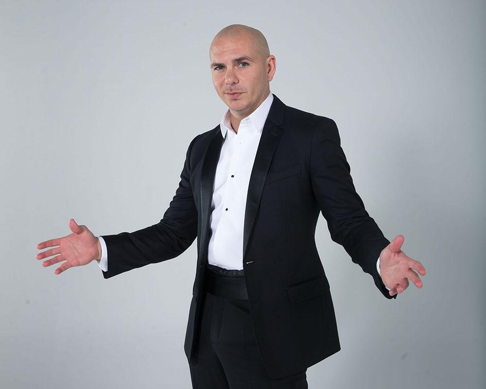 Pitbull portraits for Fox