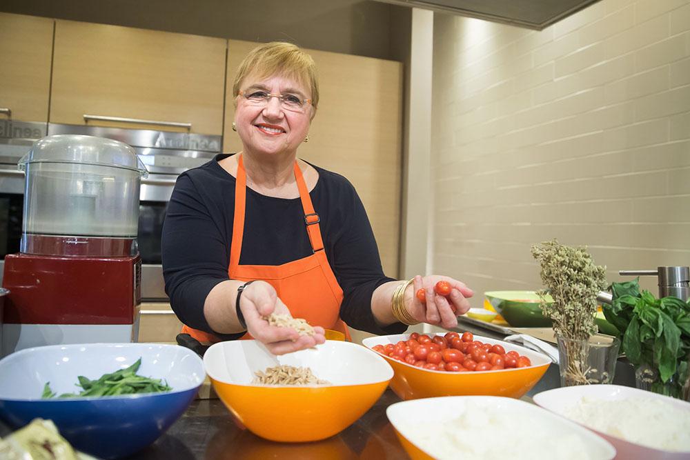 Lidia Bastianich's Complete Pasta Class