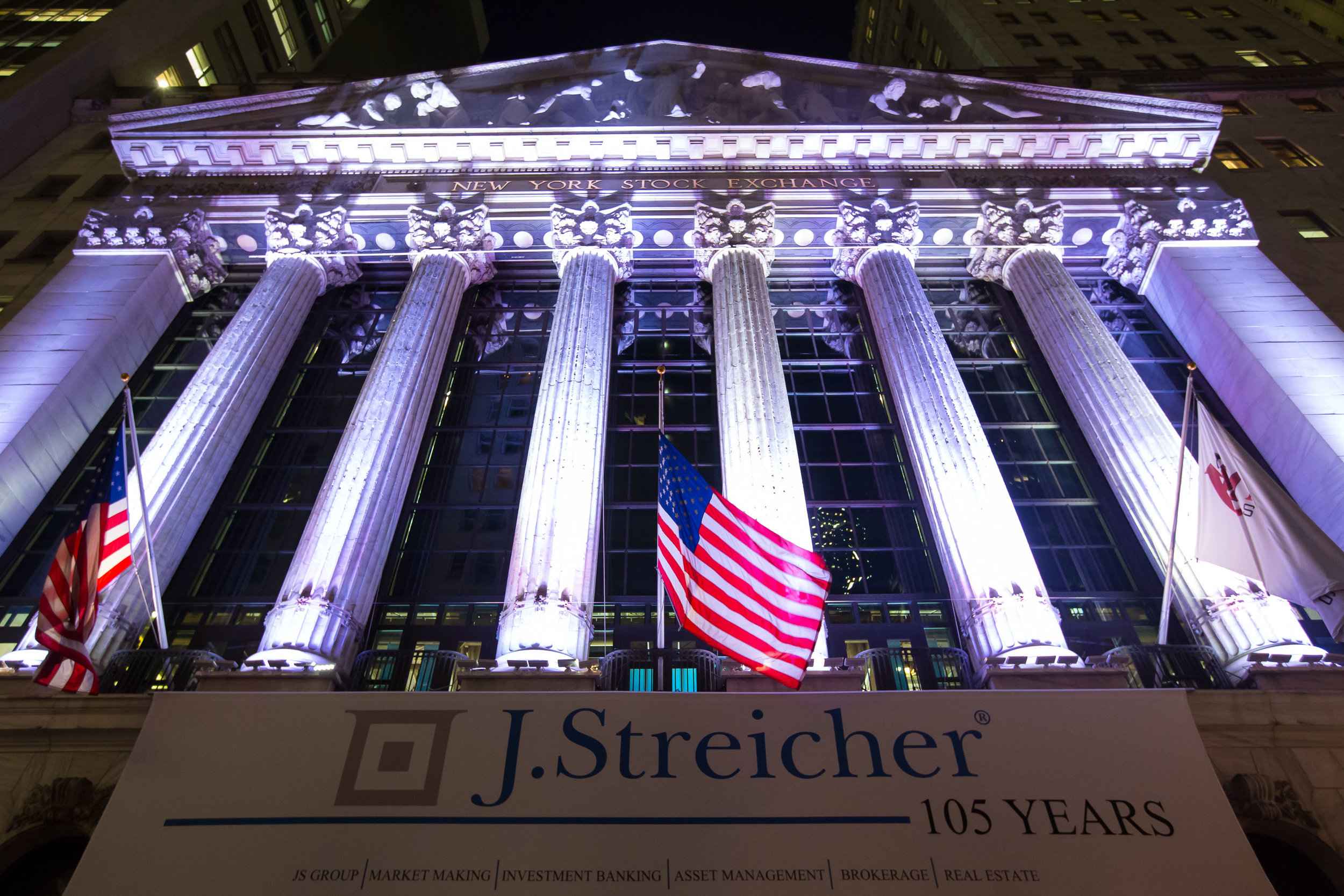 J. Streicher at NYSE