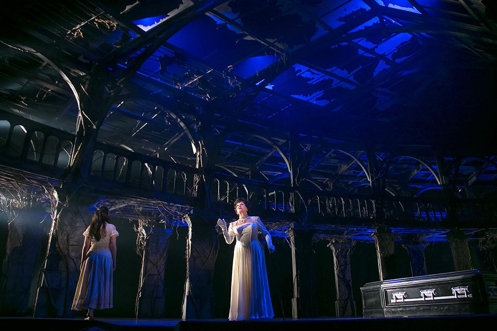 """Chita Rivera's Debut Performance In Broadway's """"The Visit"""""""