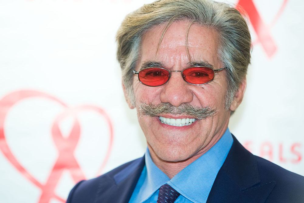 Geraldo Rivera Red Carpet