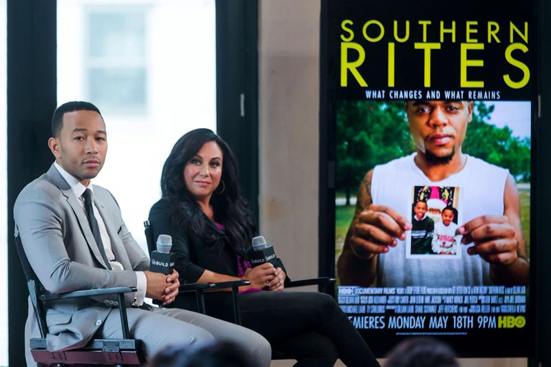 "AOL BUILD Speakers Series: John Legend Discusses His Film ""Southern Rites"""