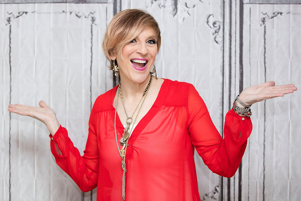 "AOL BUILD Speaker Series Presents: Lisa Lampanelli Discusses Her New Special ""Back To The Drawing Board"""