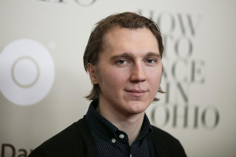"Paul Dano attends the premiere of HBO's ""How To Dance In Ohio"" at the Time Warner Center on Monday, Oct. 19, 2015, in New York. (Photo by Ben Hider/invision/AP)"