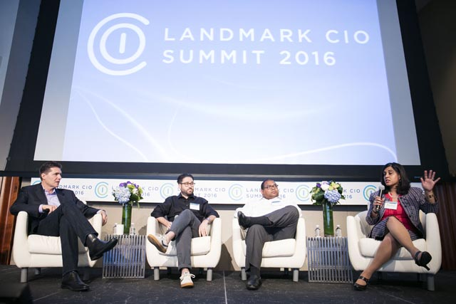 Landmark CIO Summit 2016 Conference