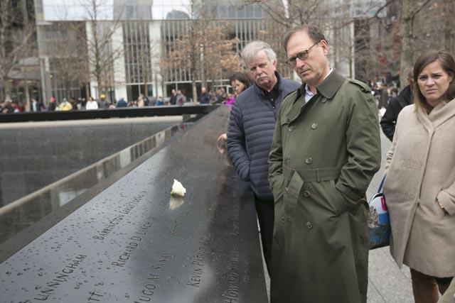 9/11 Museum Supreme Court Justice Samuel Alito