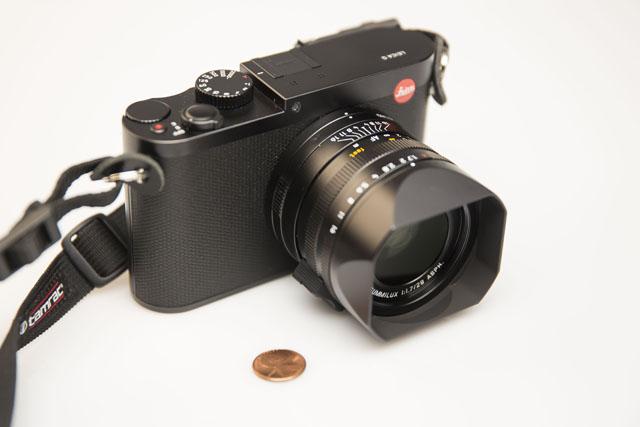 Leica Q Type 116 Review Camera