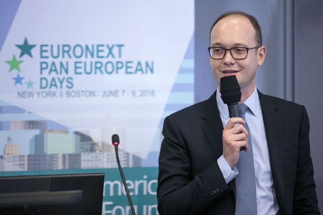 Euronext Pan European Day New York City