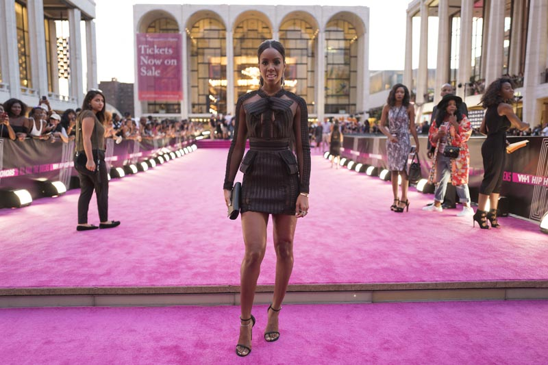 VH1 Hip Hop Honors Red Carpet Celebrity Lincoln Center