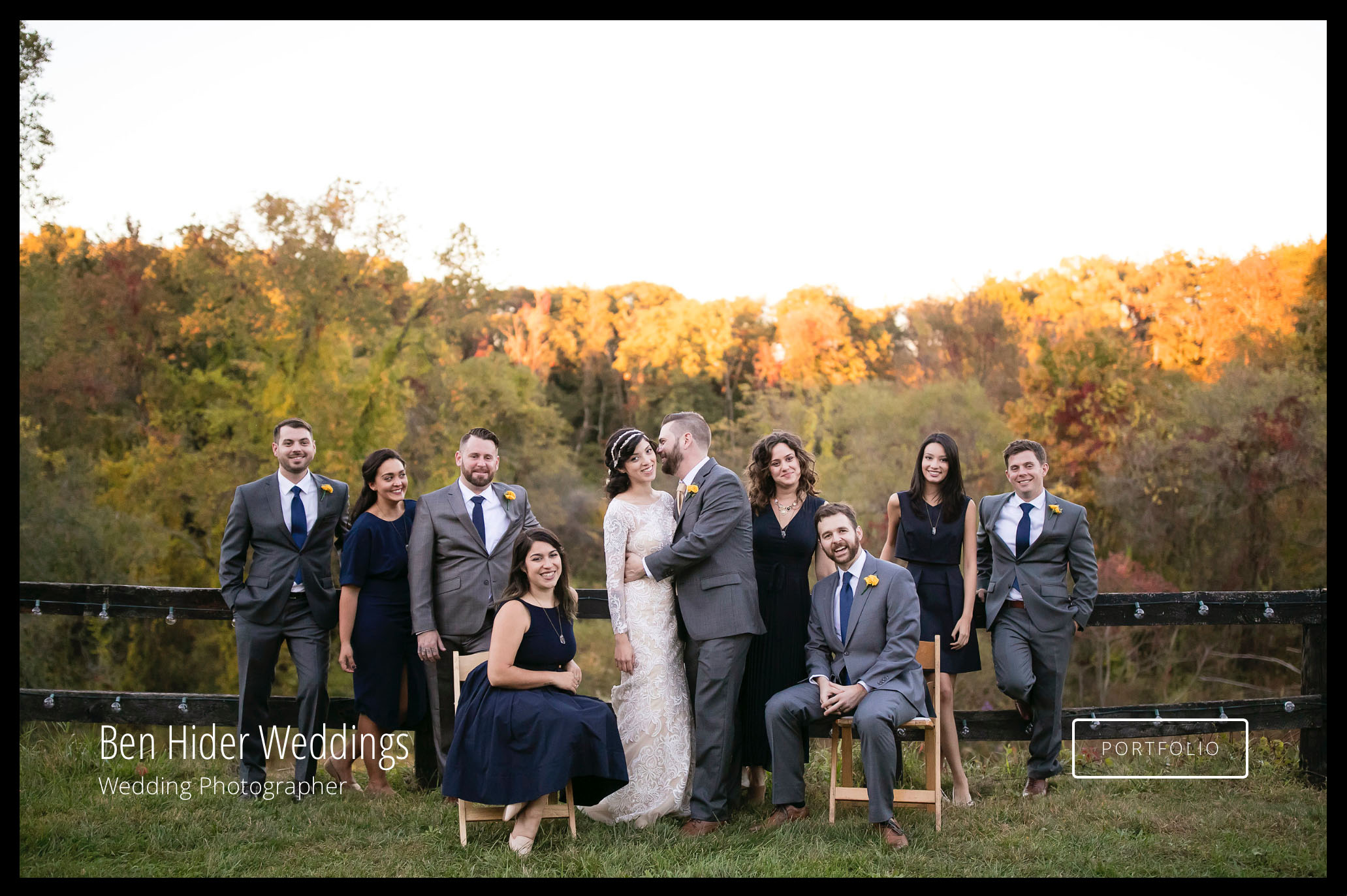 Ben Hider Weddings Westchester Wedding Photographer