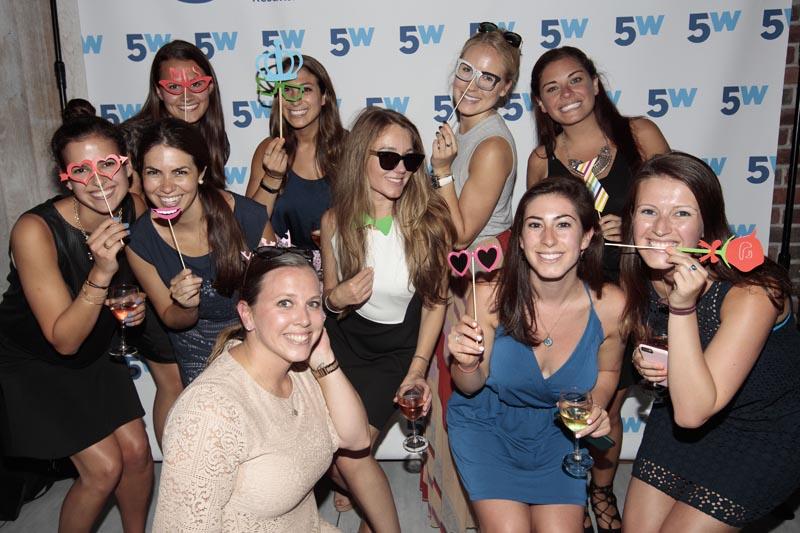5WPR Summer Party