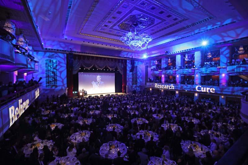 Buoniconti Fund Waldorf Astoria NY