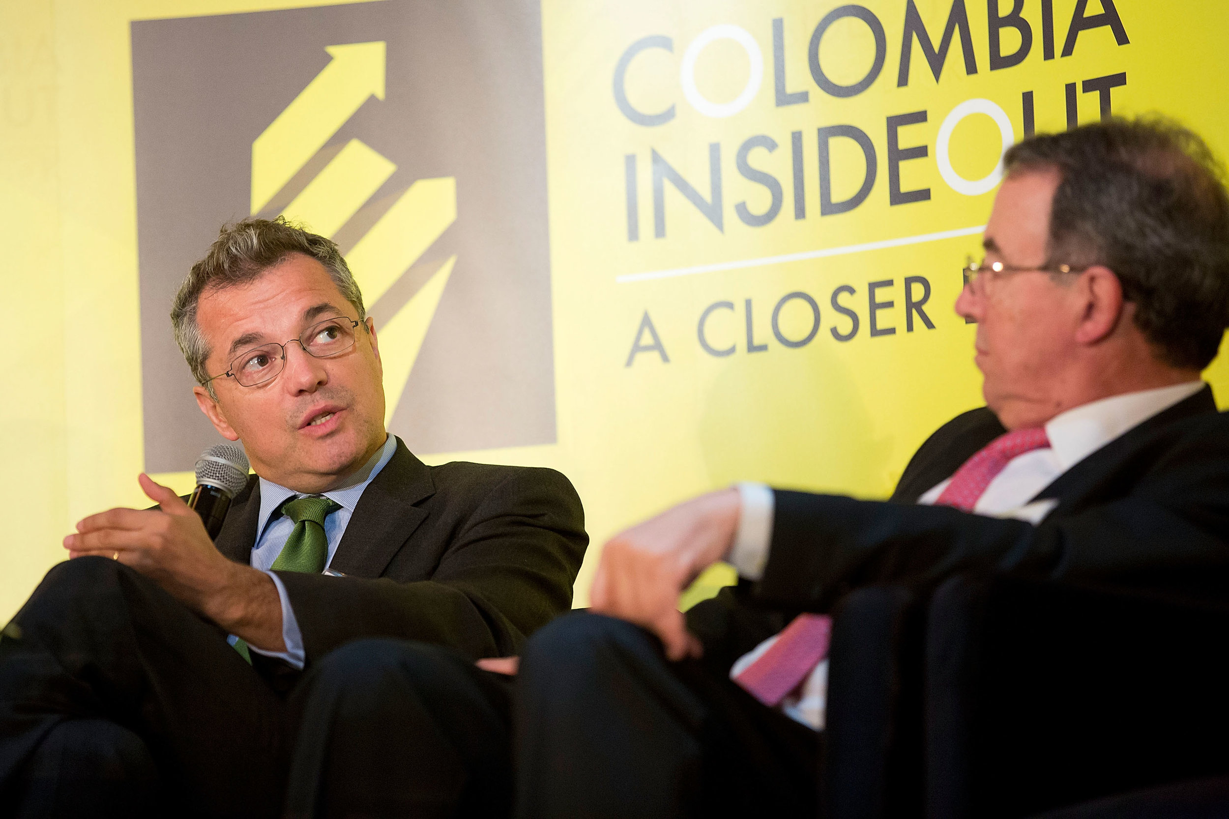 Colombia Inside Out