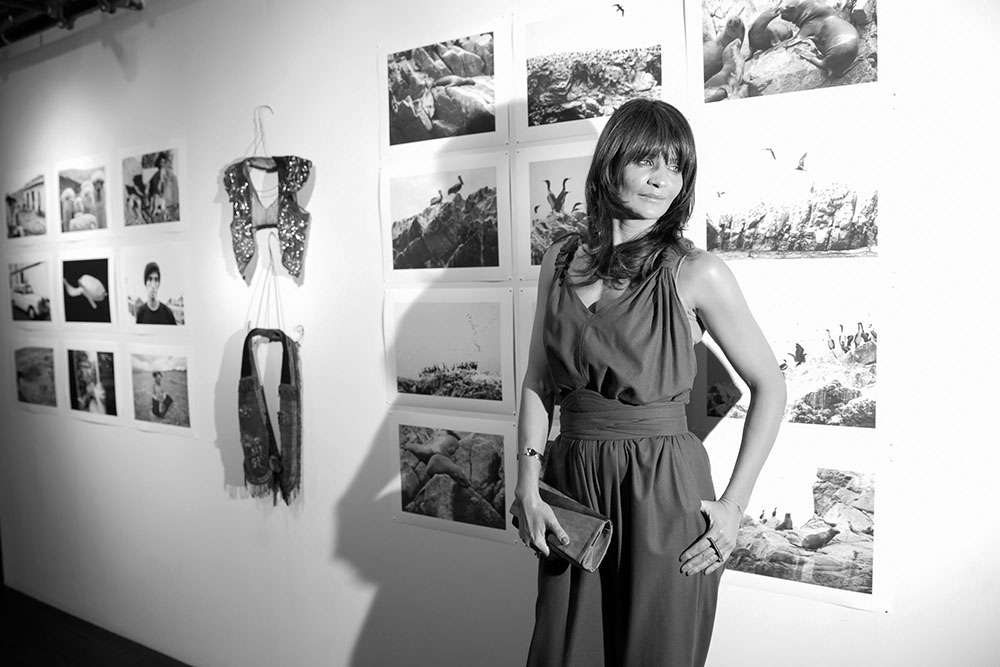 """Visual Journey, Peru"" By Helena Christensen"
