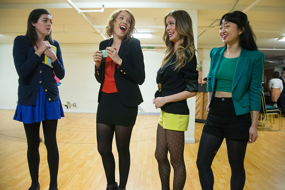 """""""Heathers: The Musical"""" Press Preview"""