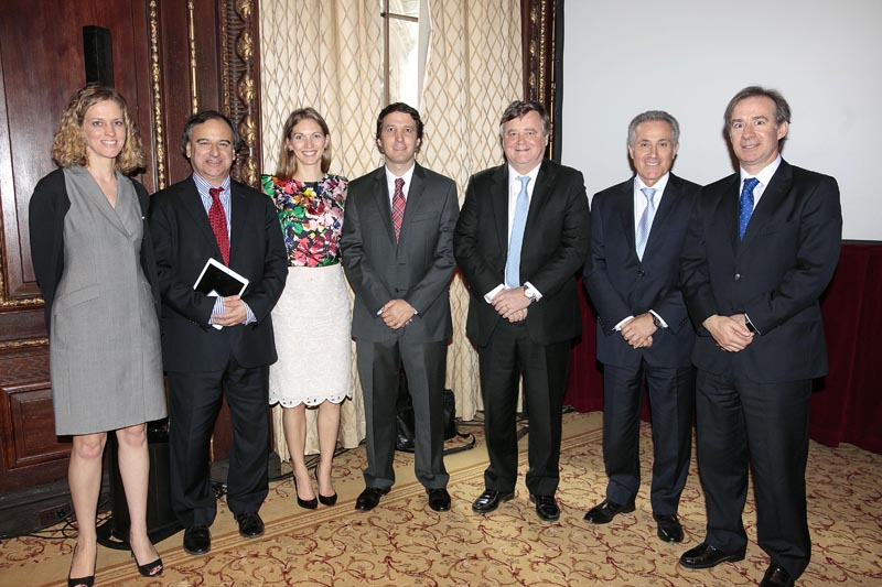 SQM Investor Realtions Meeting The Palace Hotel