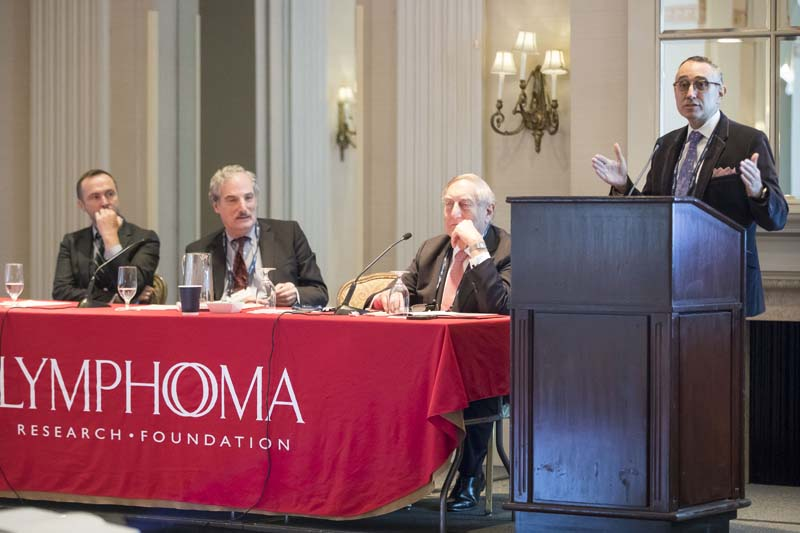 National Lymphoma Rounds Summit
