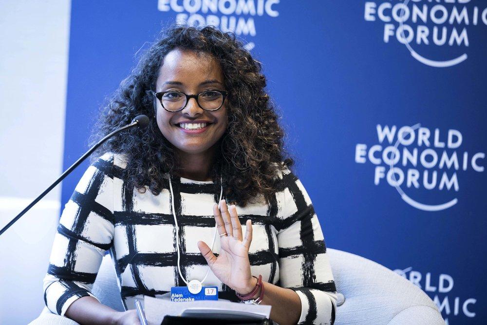 World Economic Forum Conference Photographer in New York City