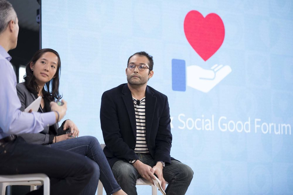 Facebook Social Good Forum Conference Photographer New York City
