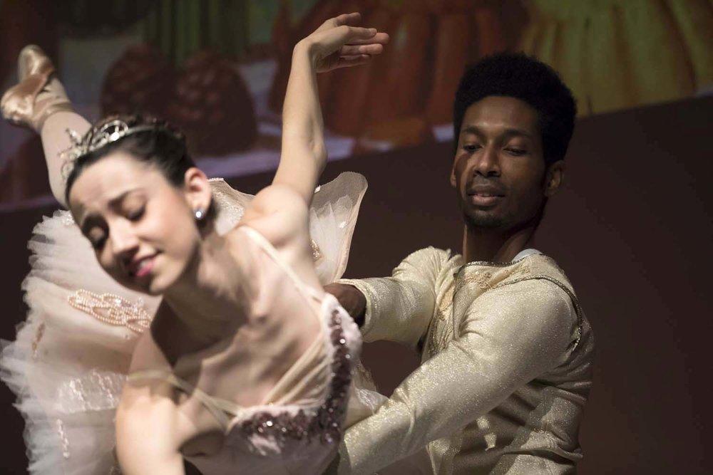 NYC Ballet Performance Photographer The Nutcracker