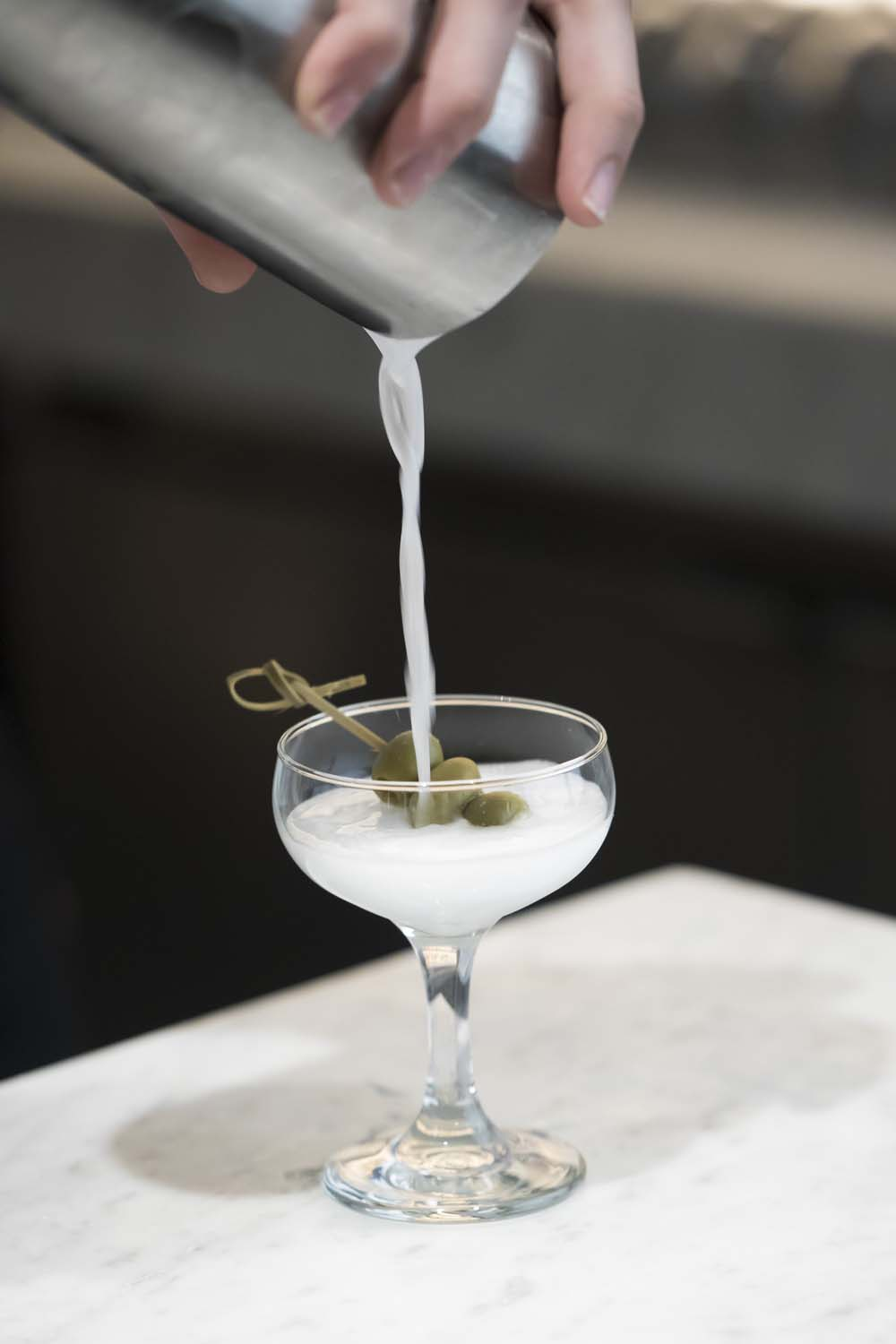 Cocktail pour