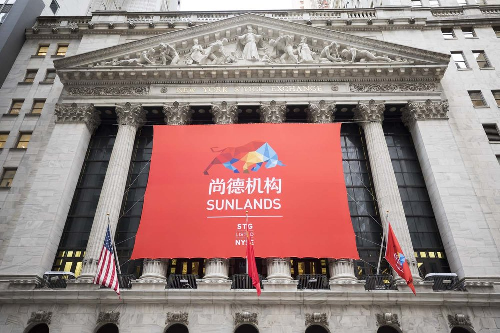 Sunlands IPO at the NYSE