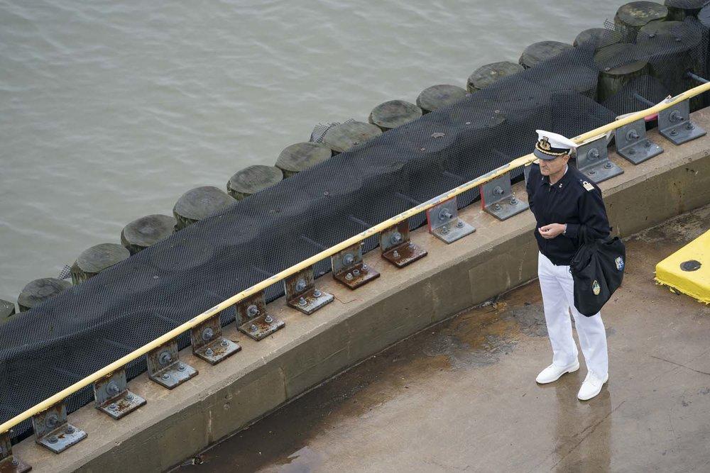 Italian Navy Captain