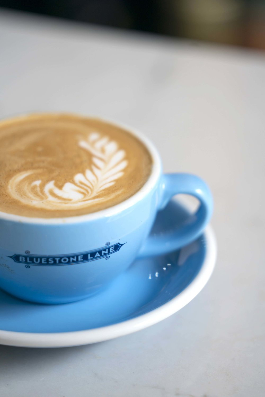 Bluestone Lane Latte Art