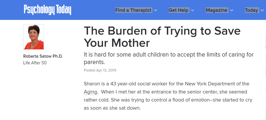 PT Burden of Trying to Save your Mother.jpg